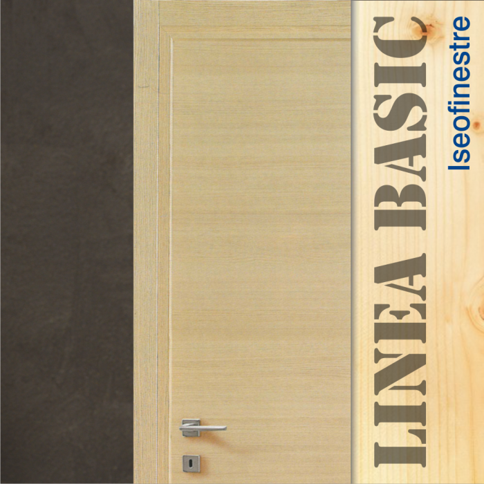 Porta interna linea basic rovere sbiancato - Porta rovere sbiancato ...
